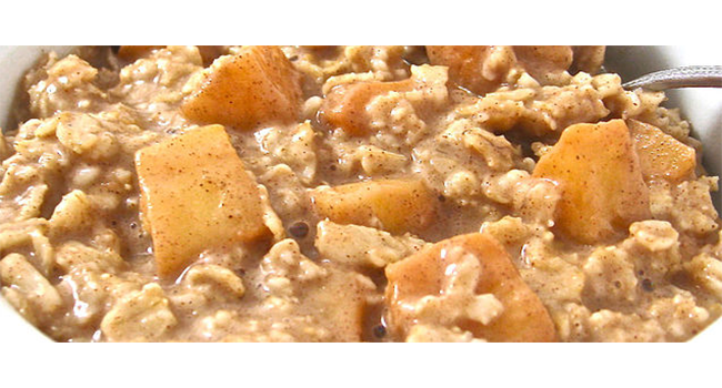 Surro Snacking! Lisa's Protein-Packed Oatmeal