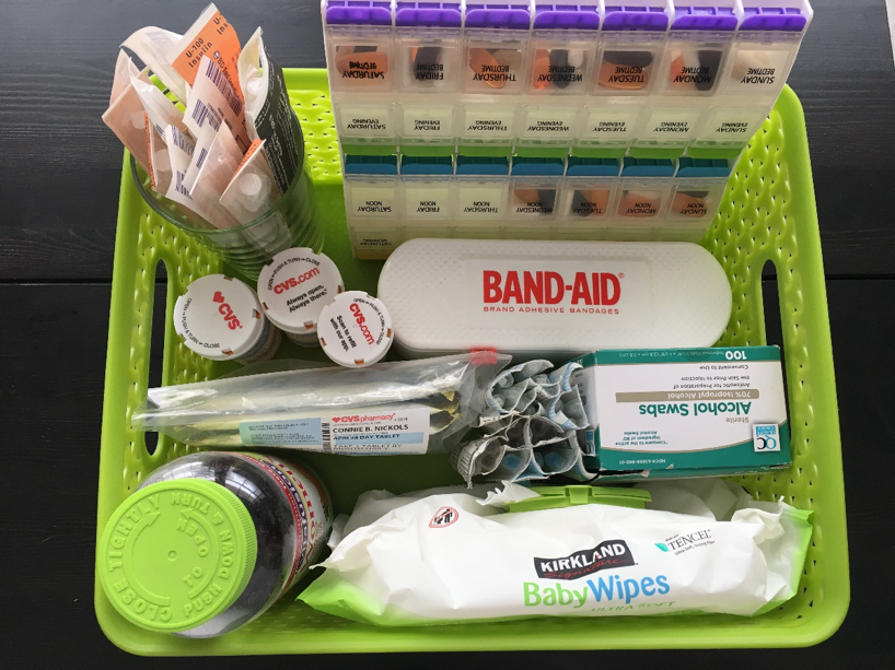 Method Monday: Pills, Patches & Pointy Things – Organizing Surrogacy Medicines