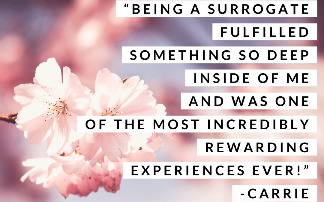To the Incredible Staff at CFC: Carrie's Heartfelt Surrogacy Letter